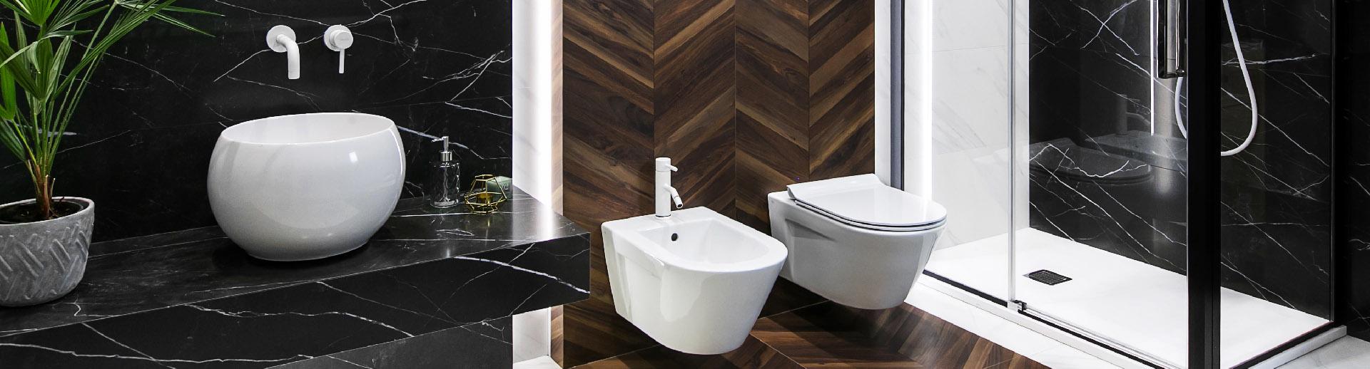 Drewno I Marmur Czyli łazienka W Nowoczesnym Wydaniu