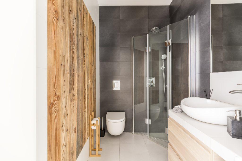 Minimalistyczna łazienka W Stylu Industrialnym Viverto Blog