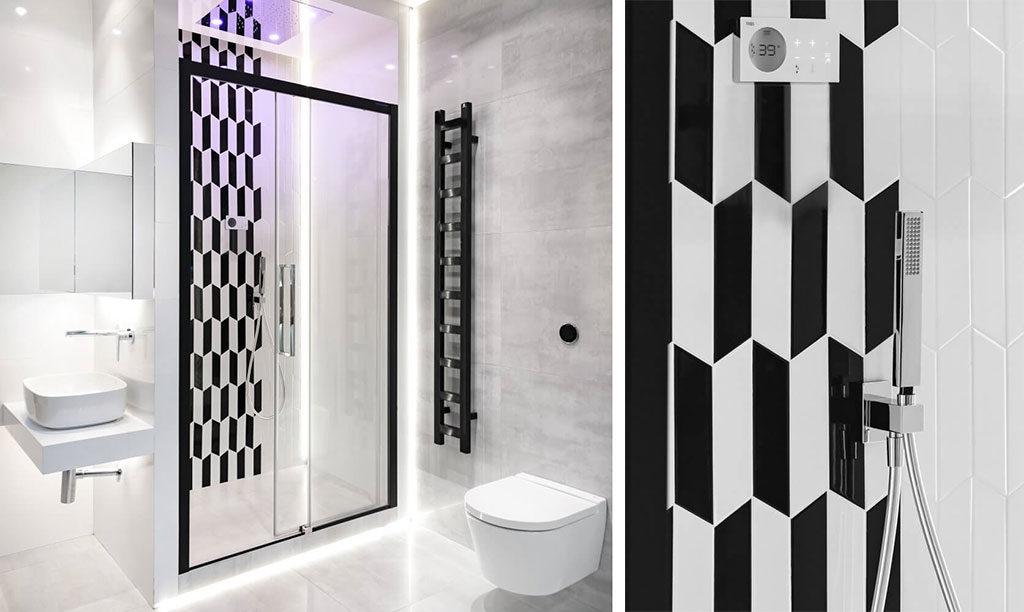 Urządzenie łazienki zdjęcie 2 -aranżacja corten balnco