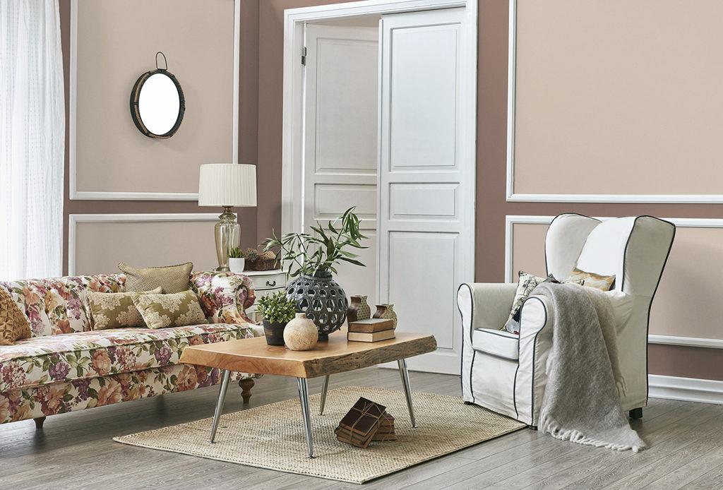 Malowanie ścian w mieszkaniu - jaką wybrać farbę ścienną? Viverto inspiruje i doradza