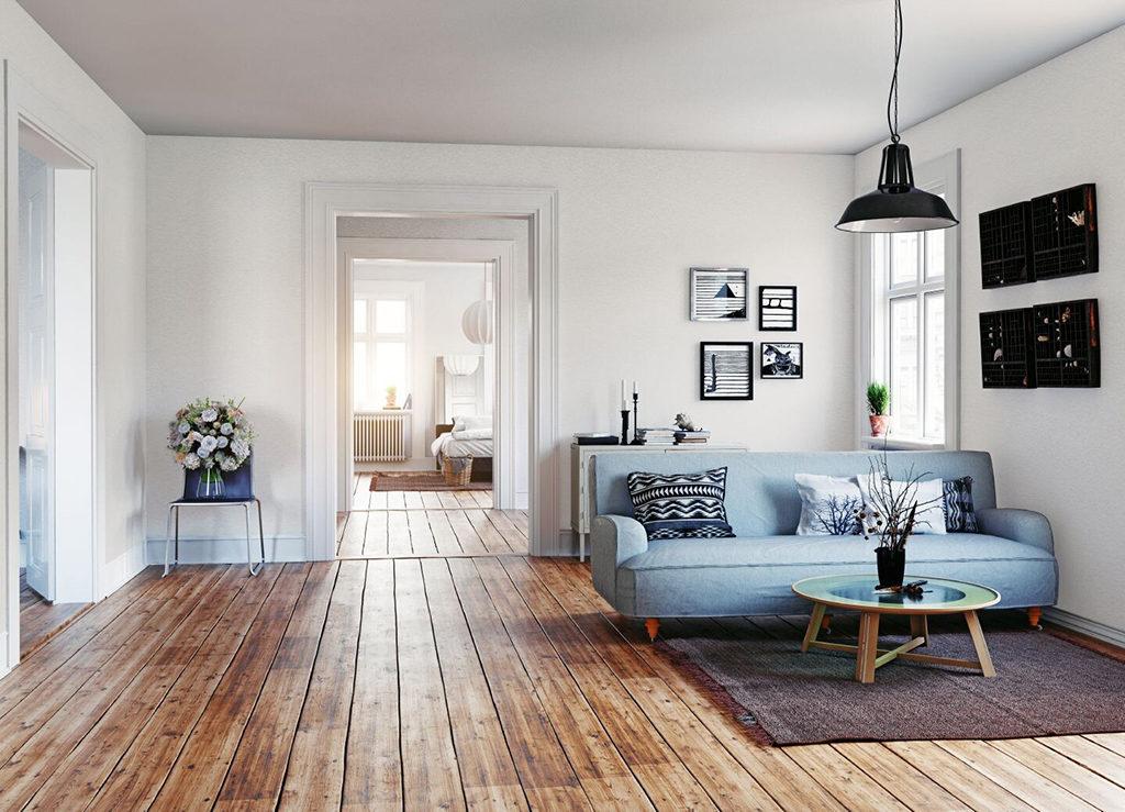 Jaką farbą pomalować ściany w mieszkaniu? Viverto.pl doradzamy i inspirujemy