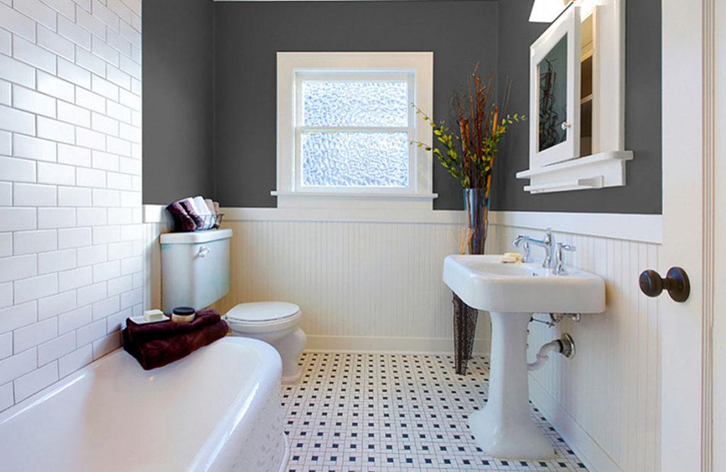 Jaką farbą pomalować ściany w łazience. Doradzamy w Viverto.pl - Sprawdź!