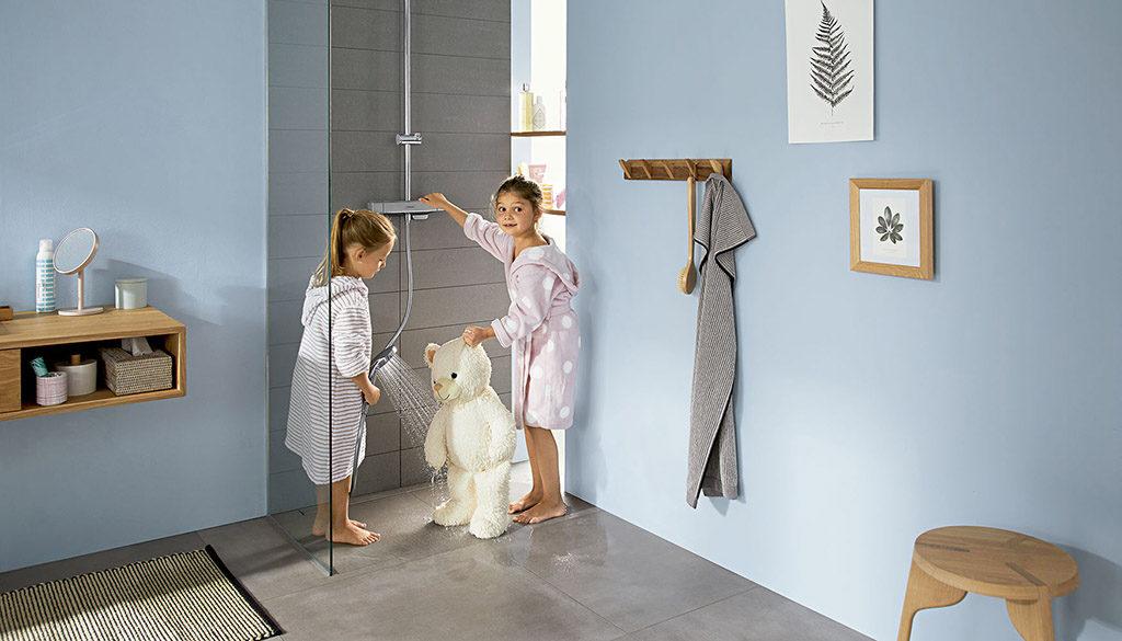 Panel prysznicowy czy zestaw natryskowy – czym się różnią? Dowiedz się na Viverto.pl