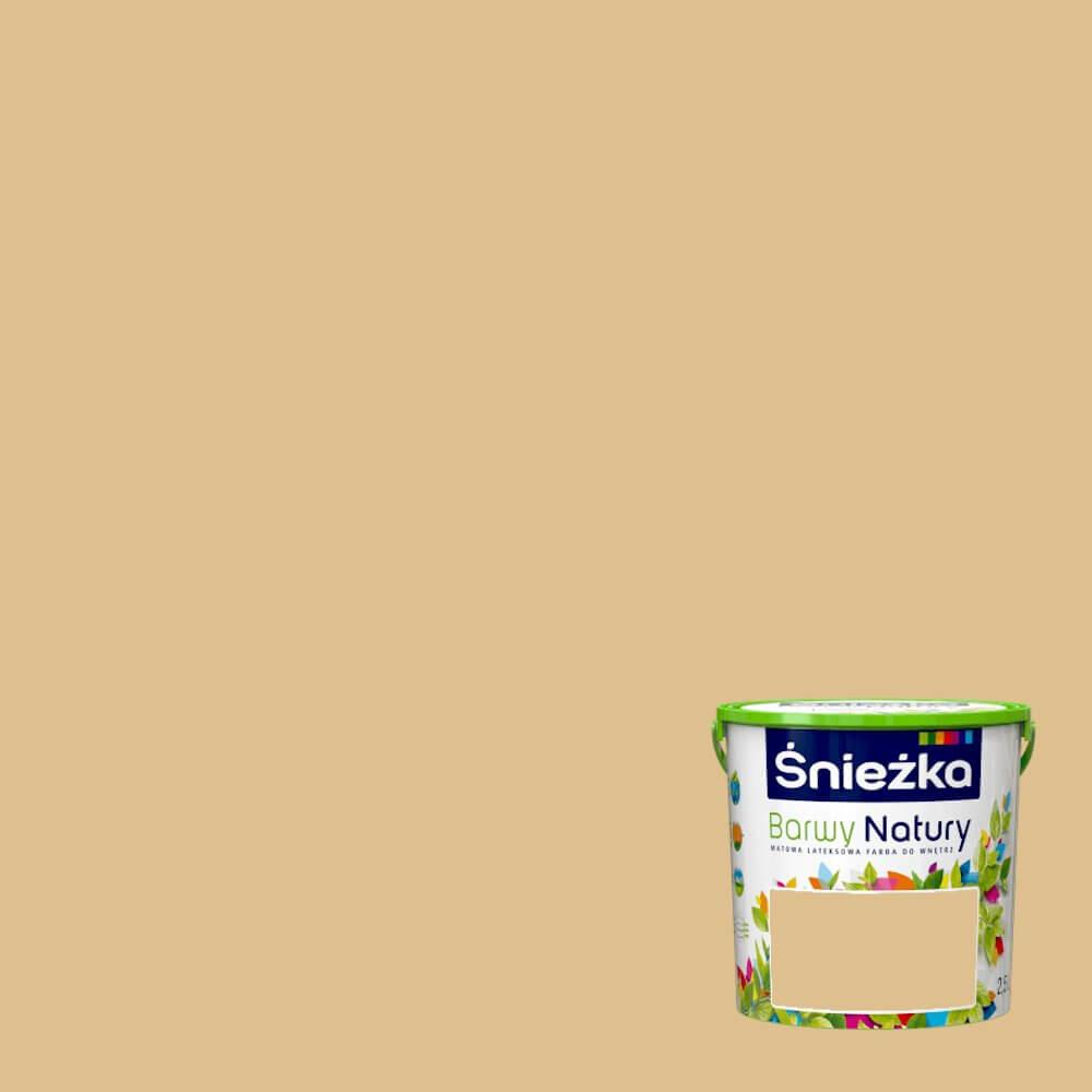 Farba Lateksowa Barwy Natury Słoneczne Wzgórze 5l śnieżka