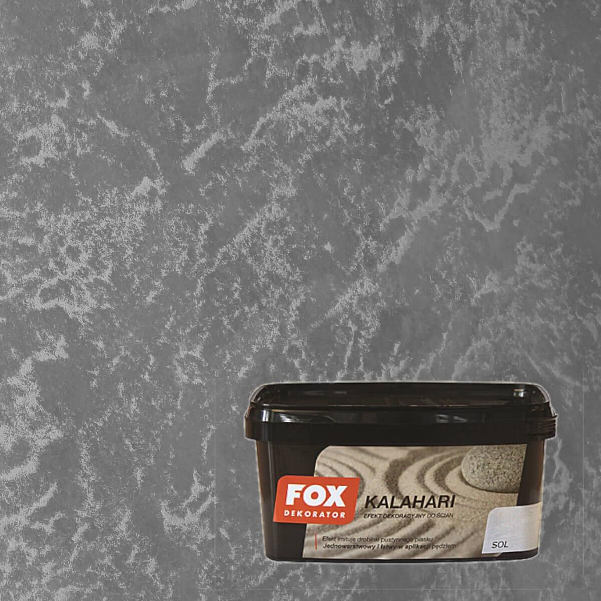 Farba Dekoracyjna Kalahari Noctis 1l Fox